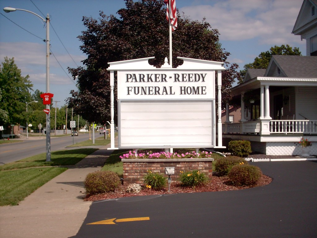 Parker-Reedy Funeral Home
